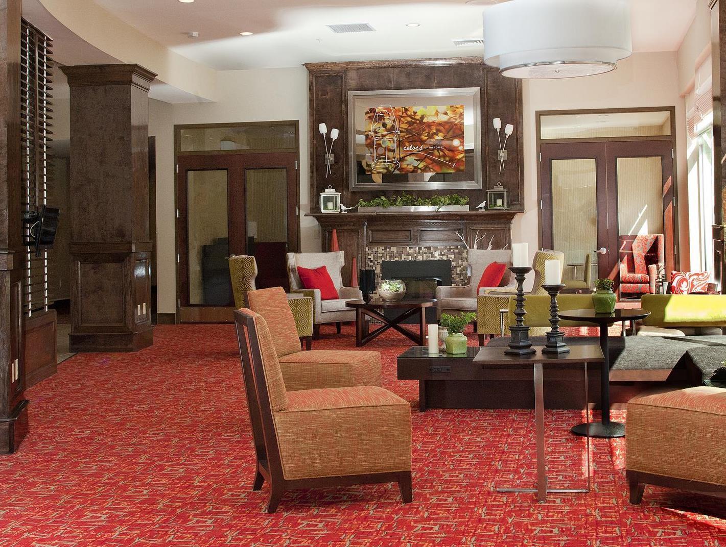 Hilton garden inn preston