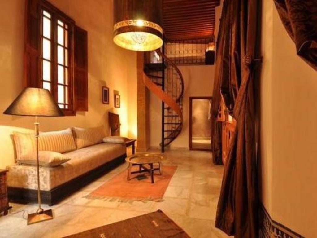 Interior view Riad Layla