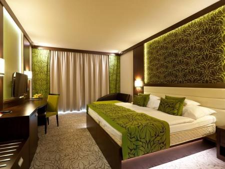 Superior Double Room Hotel Wellamarin Leisure and Wellness