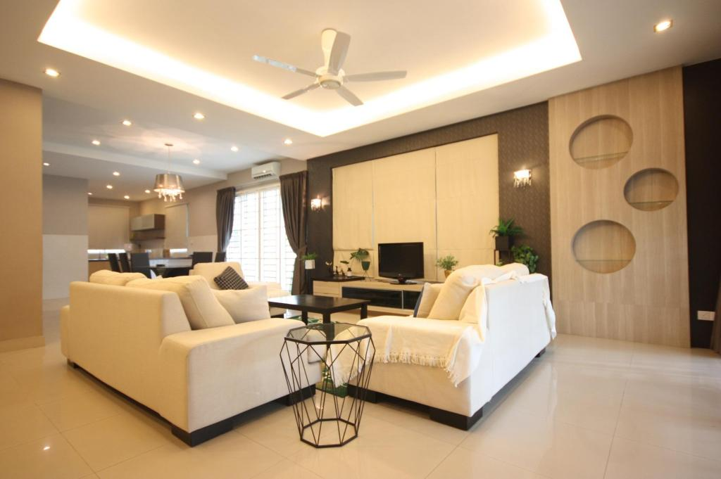 Sh 3 Storey Modern Series Courtyard Terrace Entire House Penang Deals Photos Reviews