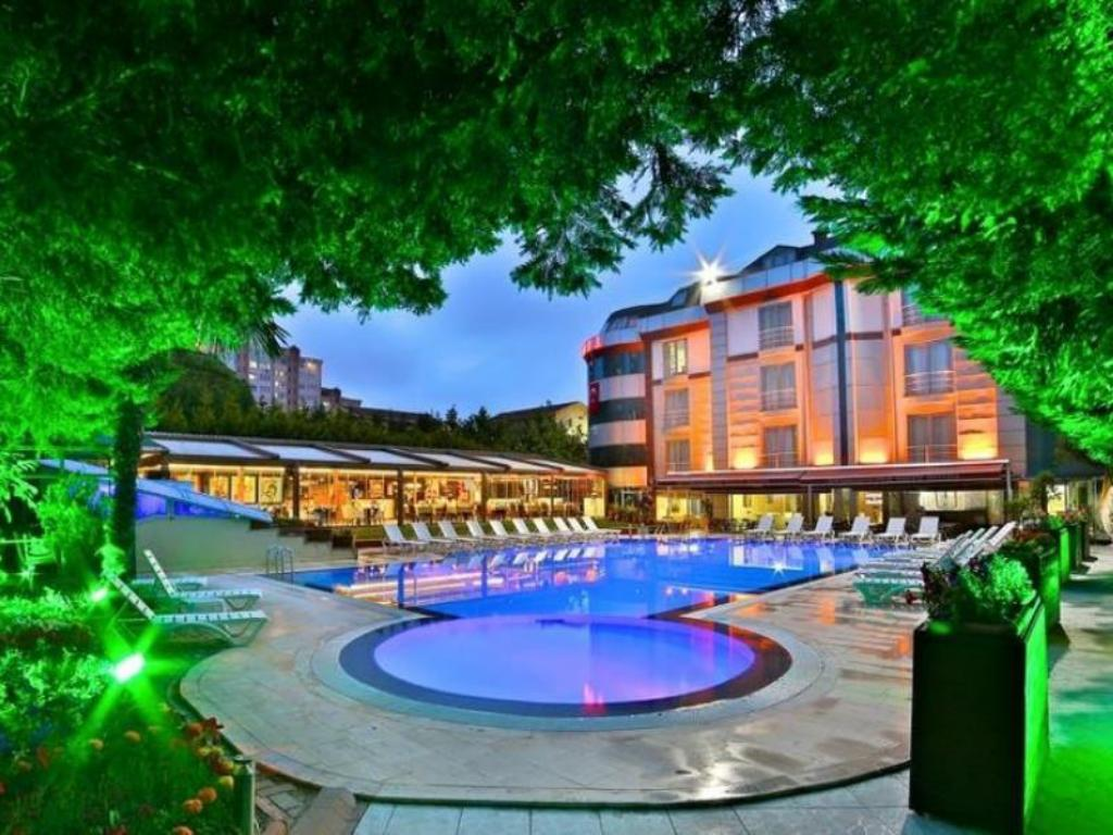 More about Beymarmara Suite Hotel