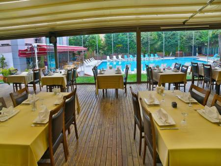 Interior view Beymarmara Suite Hotel