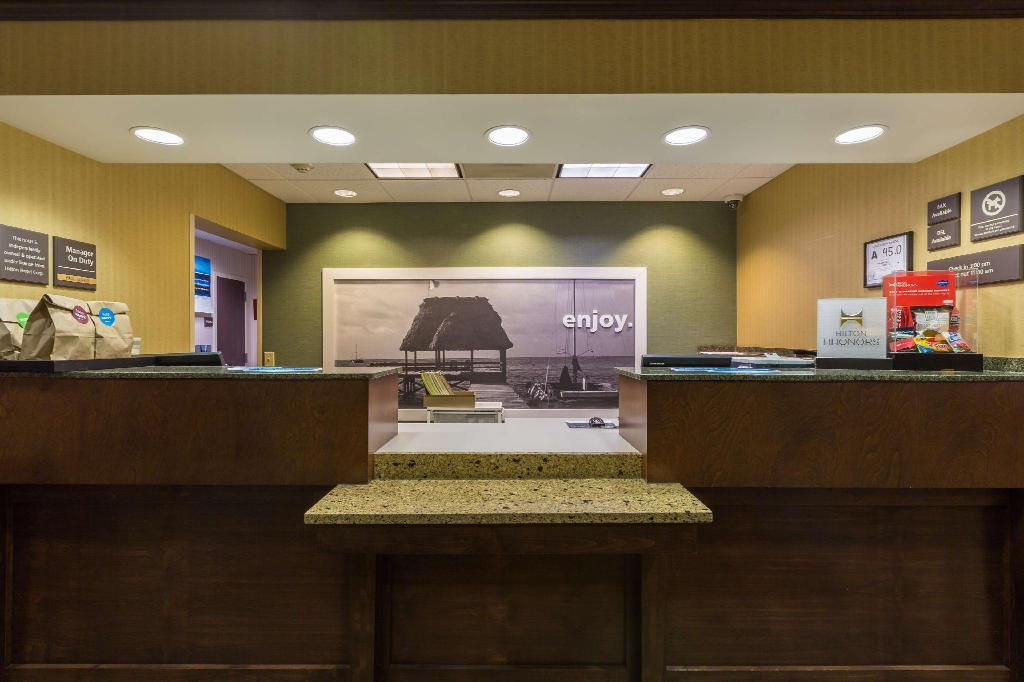 Predvorje Hampton Inn Washington