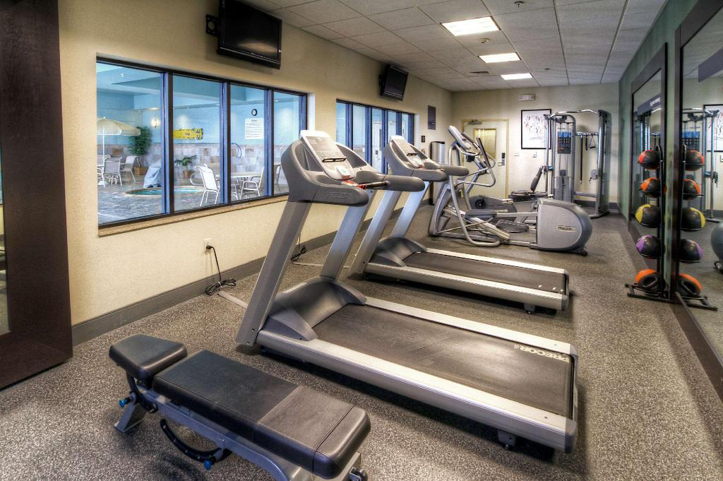Fitness centar Hampton Inn and Suites Billings West I 90