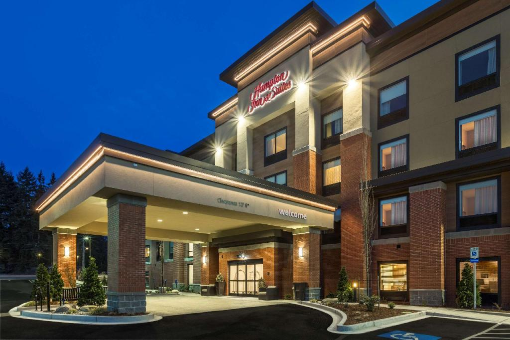 Hampton Inn and Suites Seattle Woodinville