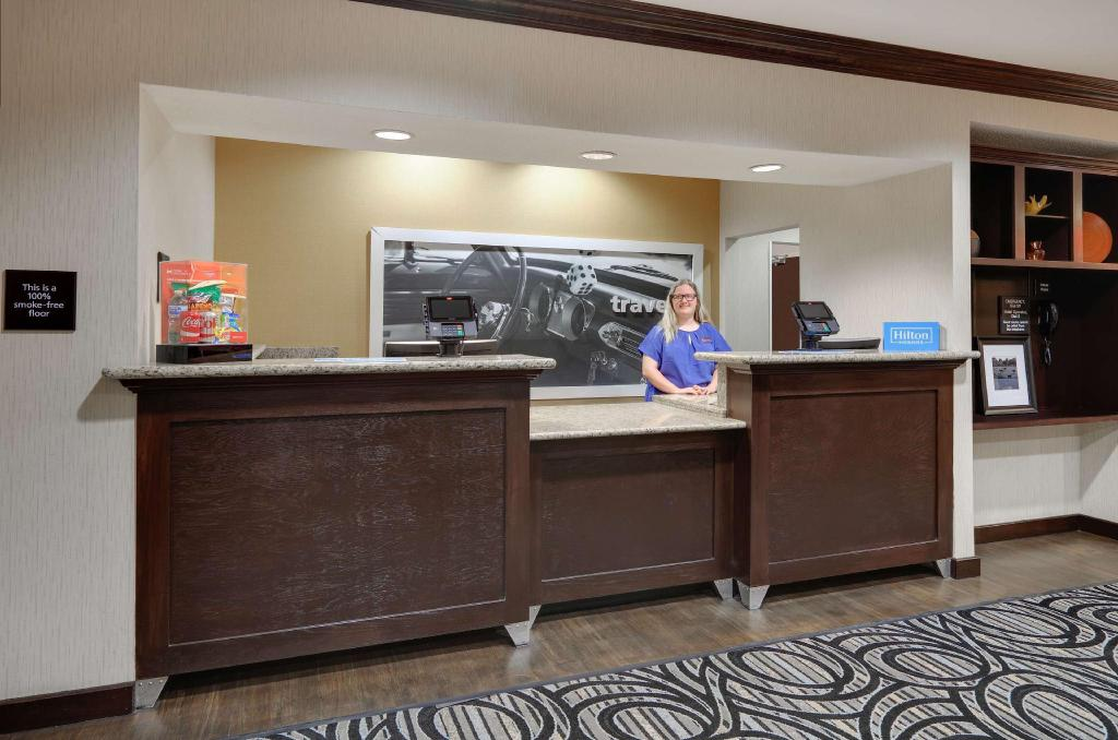Predvorje Hampton Inn Weatherford
