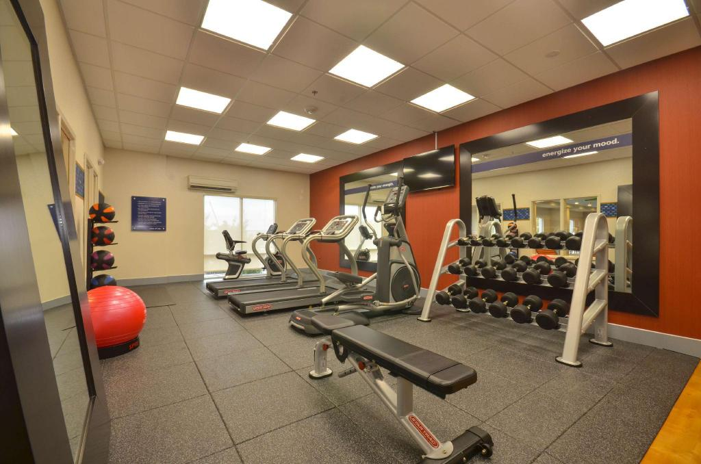 Fitness centar Hampton Inn North Little Rock McCain Mall