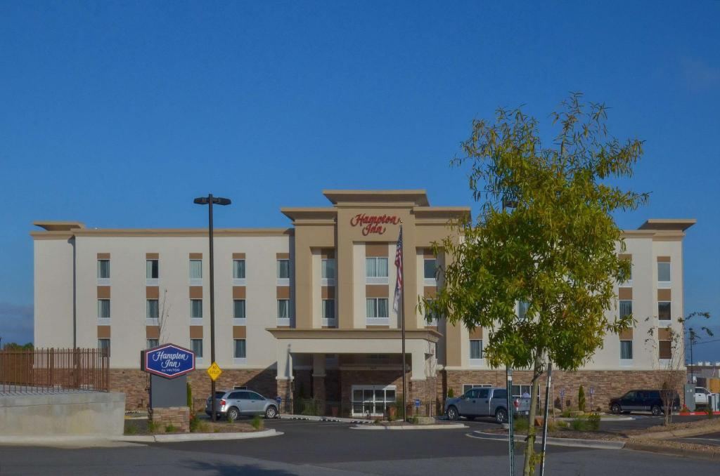 Hampton Inn North Little Rock McCain Mall