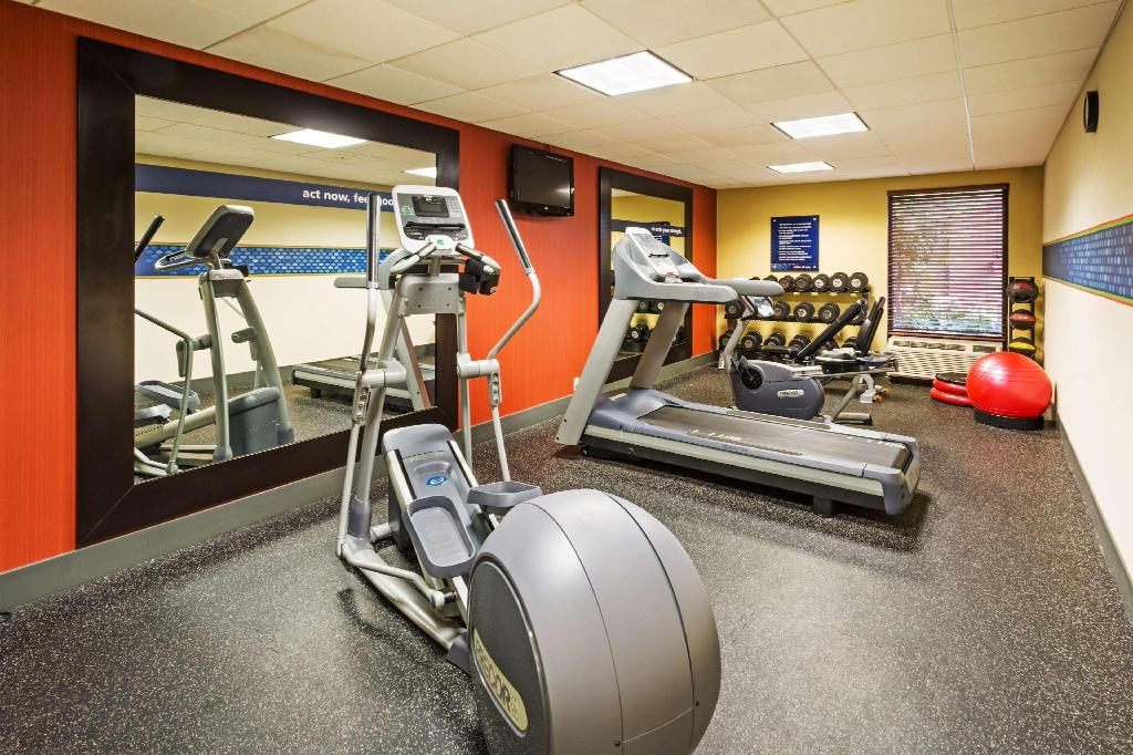 Fitness centar Hampton Inn and Suites Greenville Duncan