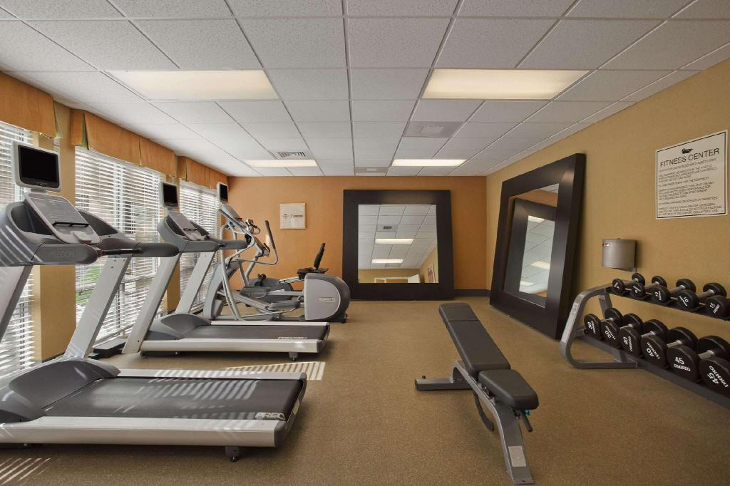 Fitness centar Homewood Suites by Hilton Palm Desert