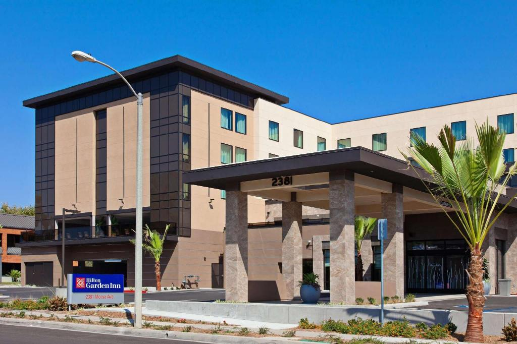 Hilton Garden Inn Irvine Orange County Airport In Ca