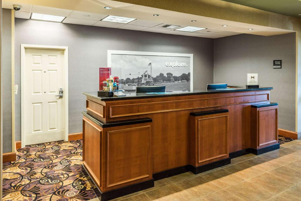 Predvorje Hampton Inn Easton