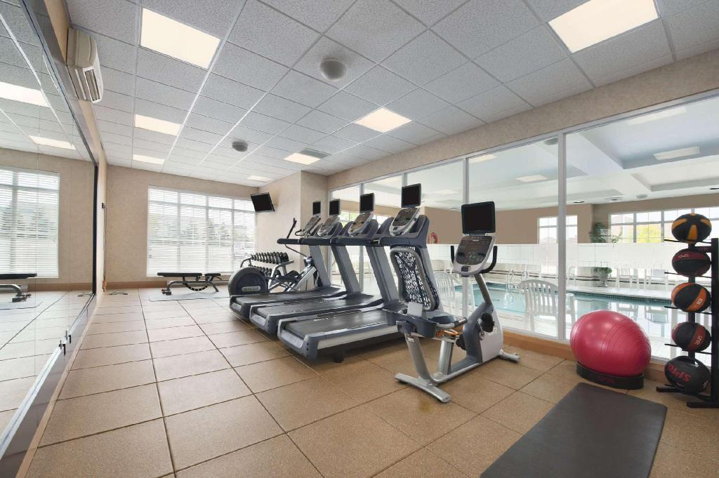Fitness centar Homewood Suites by Hilton Toronto Mississauga