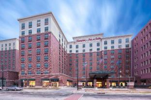 Hampton Inn and Suites Oklahoma City Bricktown
