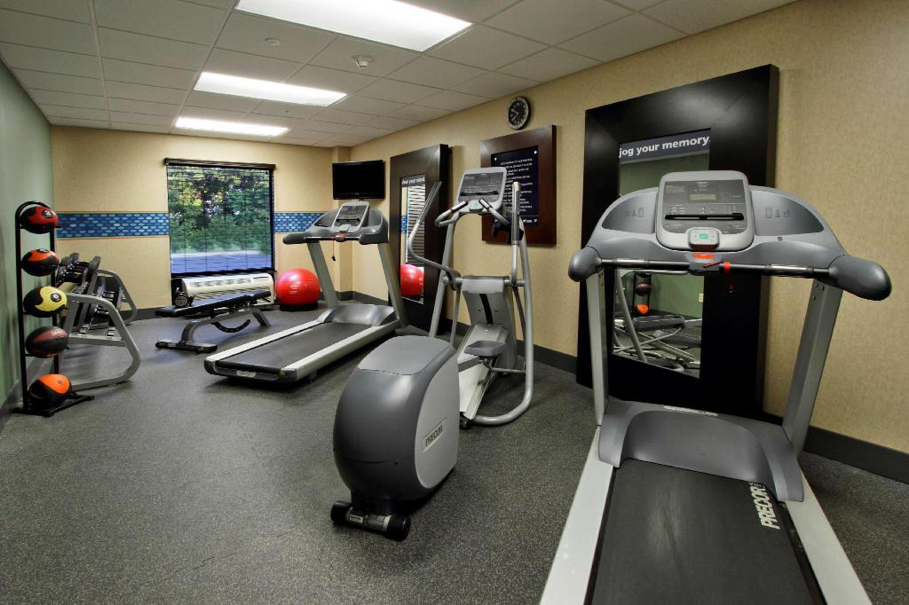 Fitness centar Hampton Inn and Suites Alexandria