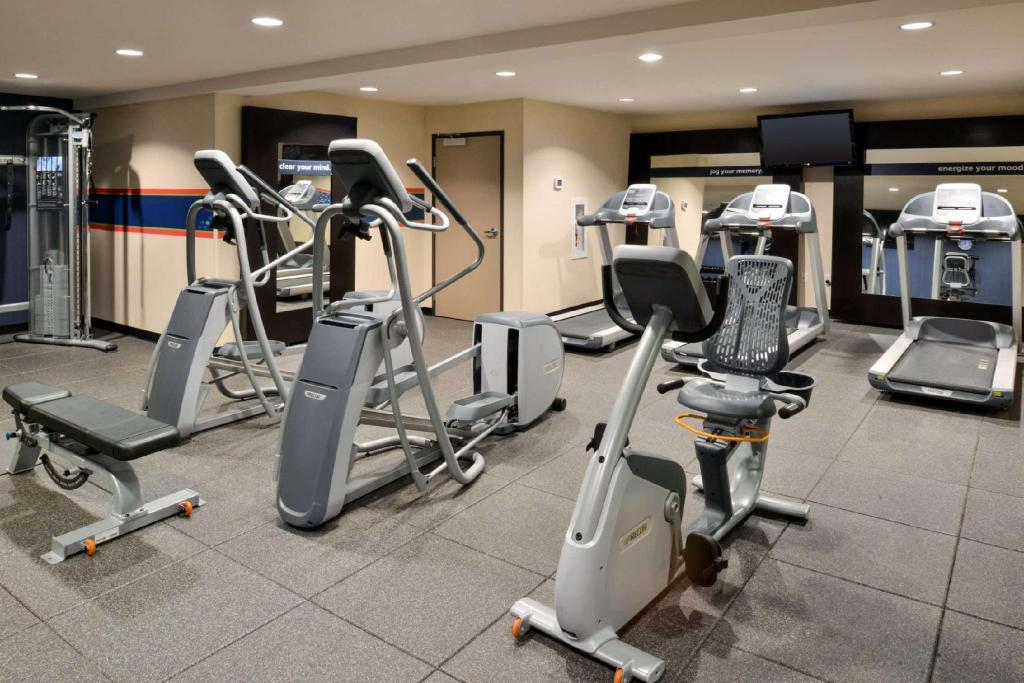 Fitness centar Hampton Inn and Suites Tacoma Puyallup