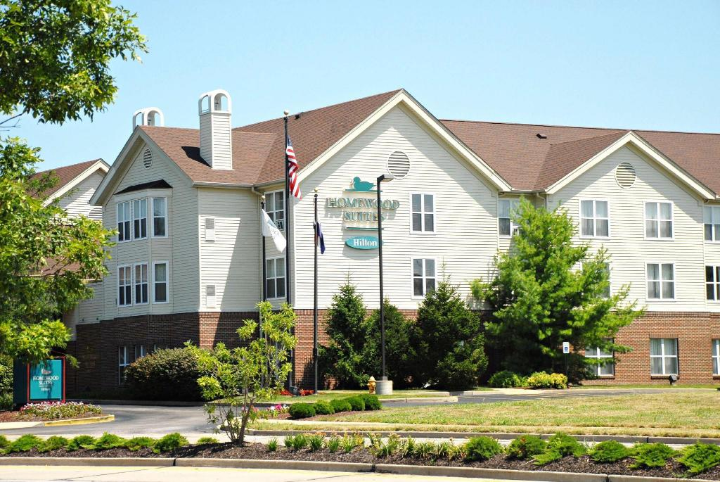 Homewood Suites By Hilton Chesterfield Hotel Chesterfield Mo
