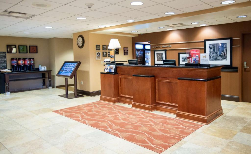 Predvorje Hampton Inn and Suites Blairsville