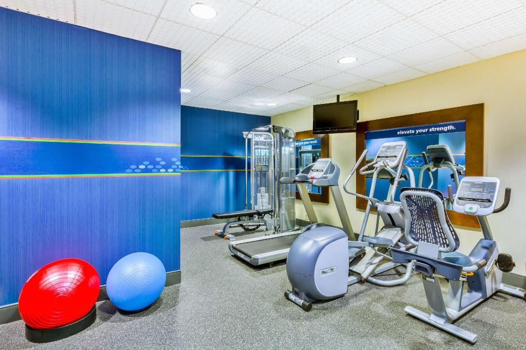 Fitness centar Hampton Inn Florence Midtown