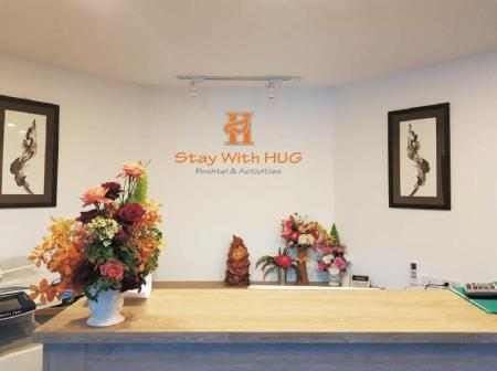 Lobby Stay With Hug Poshtel & Activities