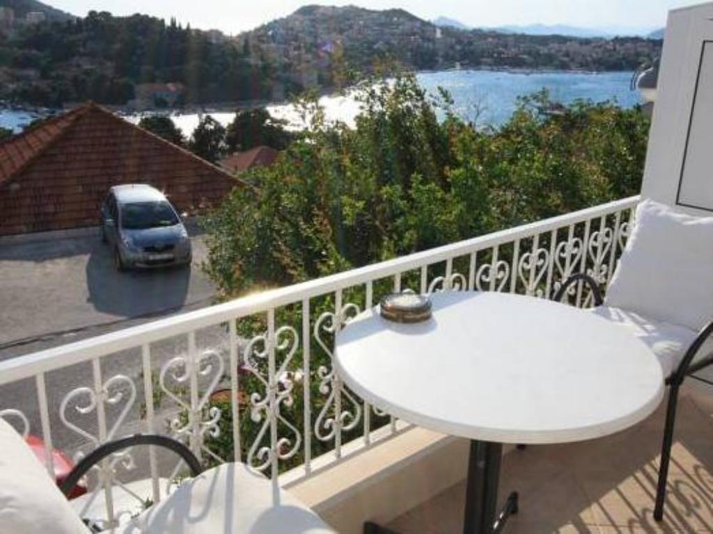 altan/terrasse Guesthouse Victoria