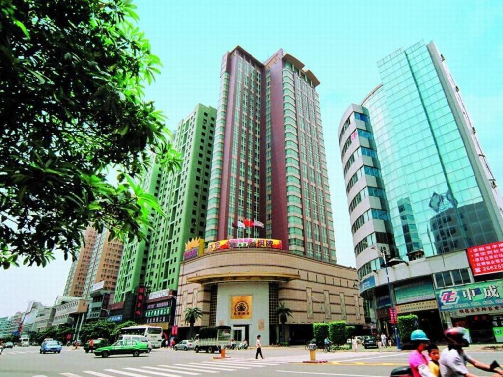 佛山酒店_佛山順德君豪酒店 (Shunde Grandview Hotel) - Agoda 提供行程前一刻網上 ...