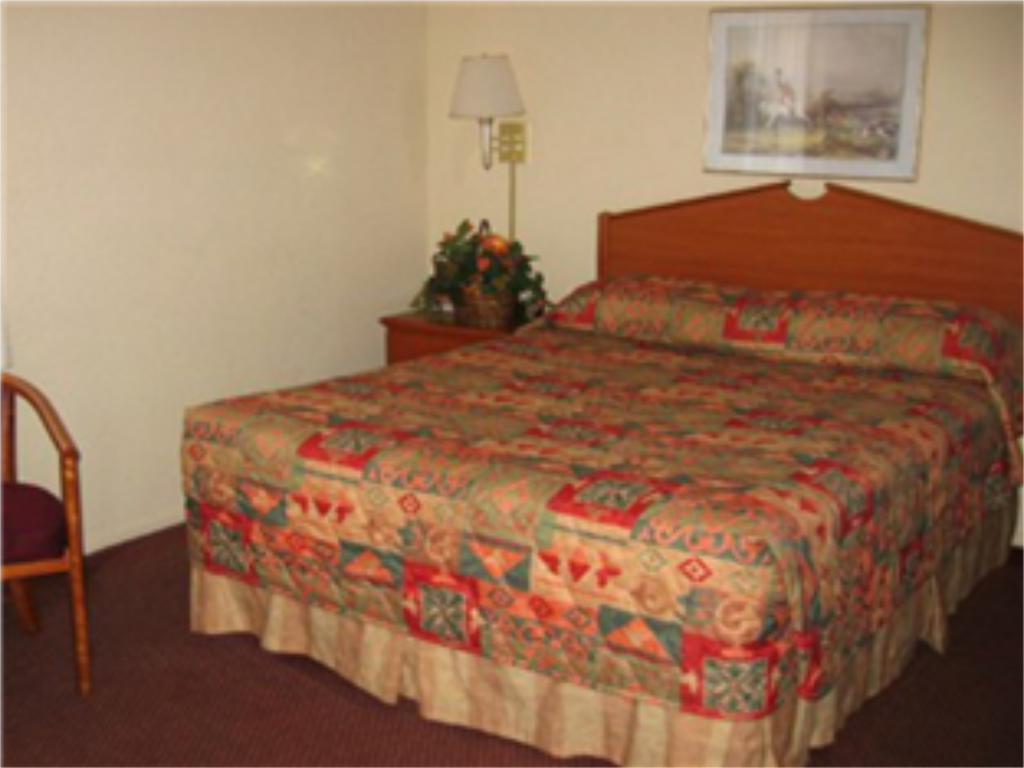 Quarto King - Quartos Vagabond Inn Hotel Circle (Hotel Iris - Mission Valley-San Diego Zoo-Seaworld)
