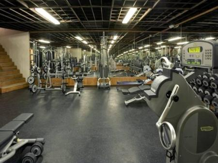 fitnesscentrum Antigua Yacht Club Marina Resort