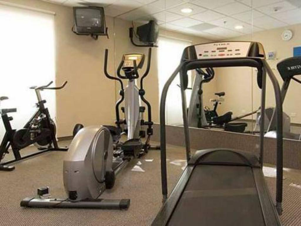 Fitness center City Express Mexicali