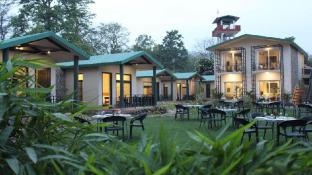 The Tiger Groove Corbett Resort.