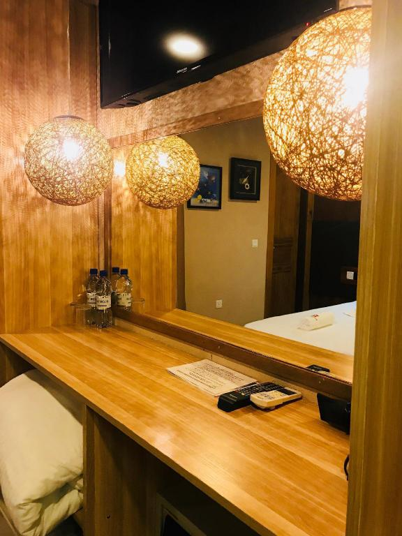 Deluxe Double Rooms - View Summer Villa Guest House at Maafushi
