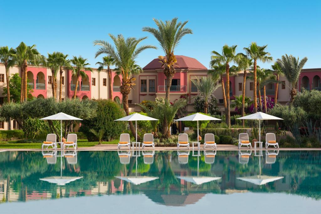 More About Iberostar Club Palmeraie Marrakech
