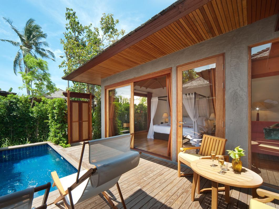 Junior Suite Pool Villa