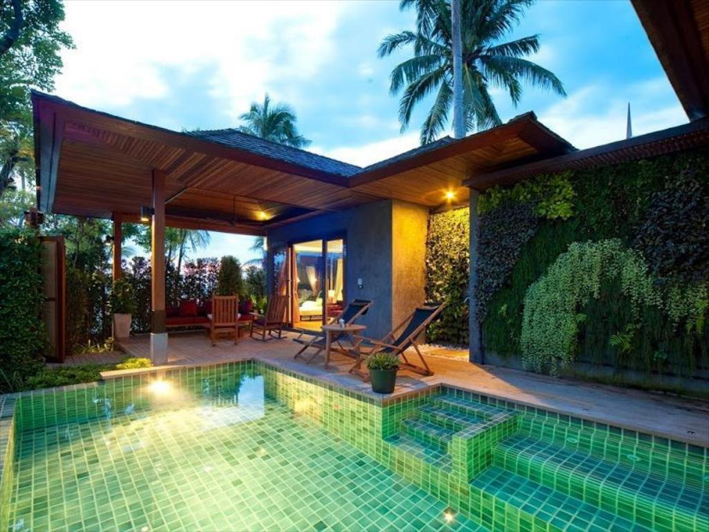 Interior View Tango Luxe Samui Beach Villa