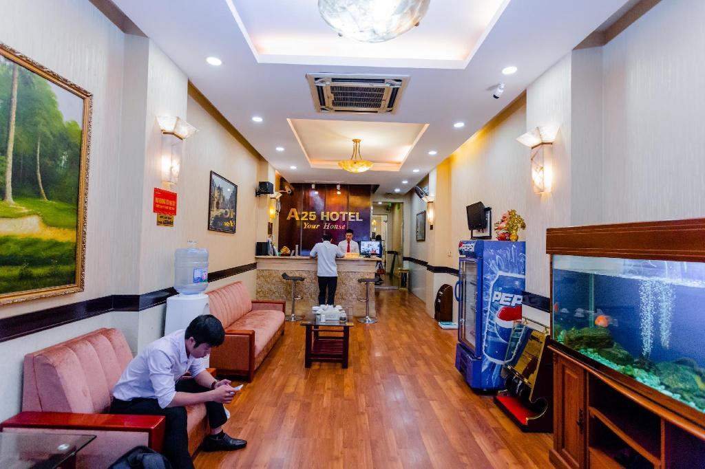 A25 Hotel - 19 Bui Thi Xuan in Ho Chi Minh City - Room Deals