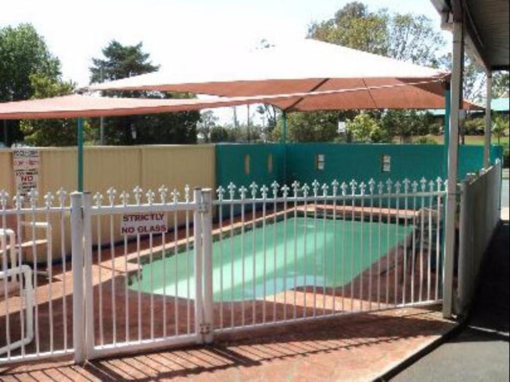 Swimming pool Coffs Harbour Pacific Palms Motel