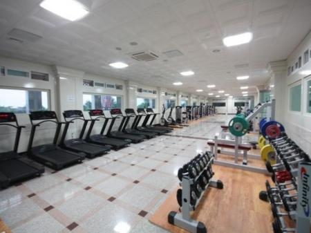 Fitness center Donghae Medical SPA Convention Hotel