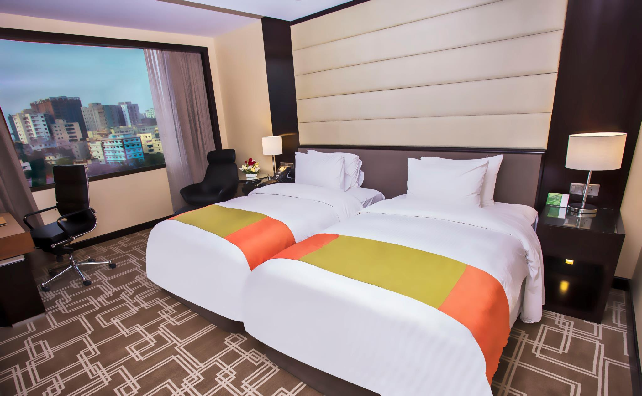 Pacific Twin Room