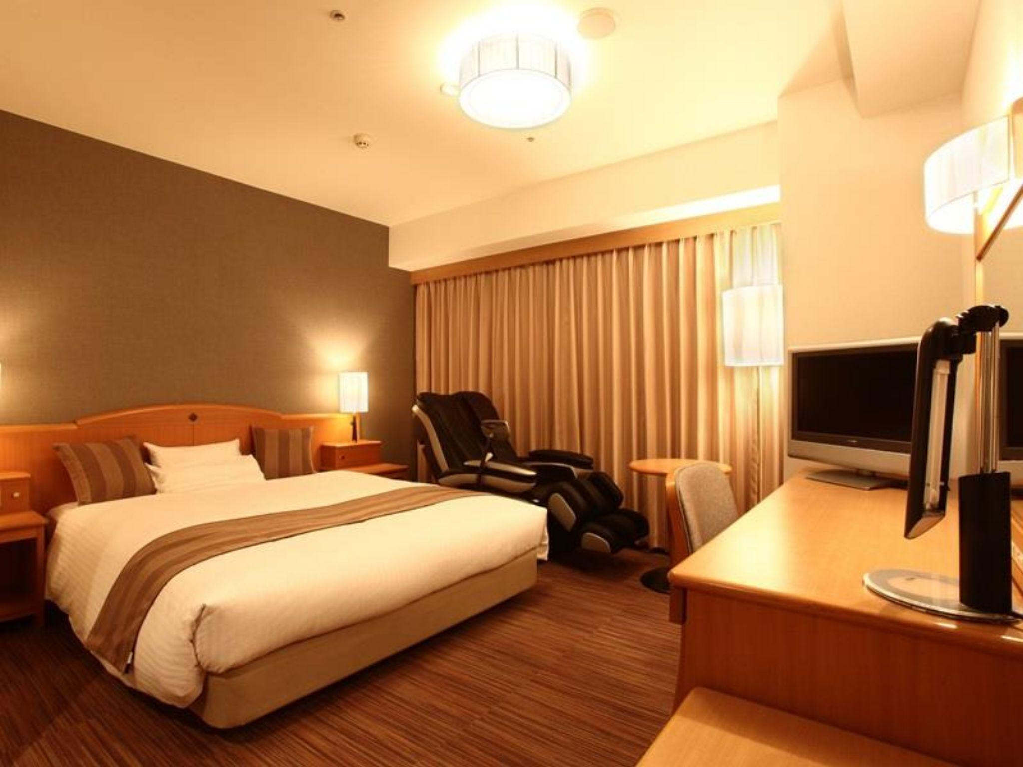 스탠다드 더블룸 (안마 의자, 금연) (Standard Double Room with Massage Chair - Non-Smoking)