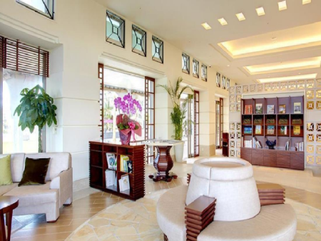 Lobby Hotel Mahaina Wellness Resorts Okinawa