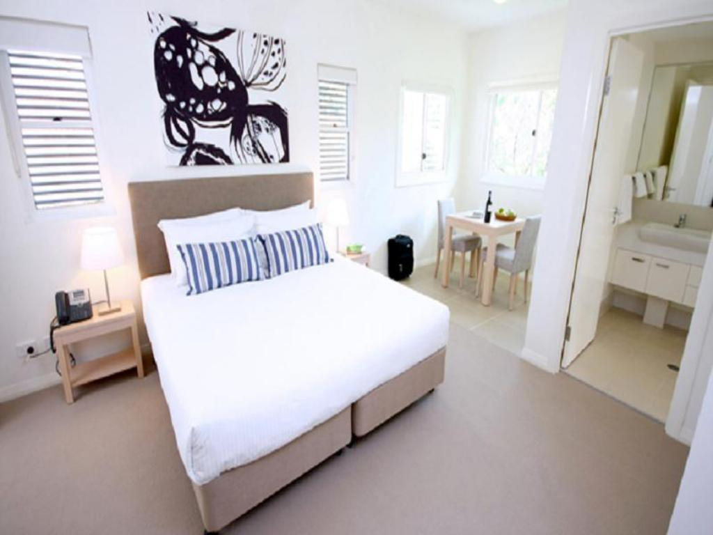Interior view Domain Serviced Apartments