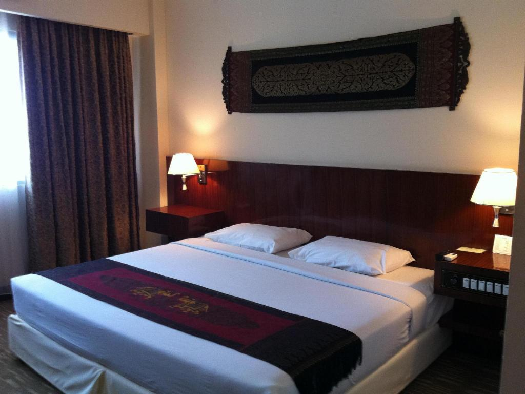 Deluxe Double Bed Hotel Riveria