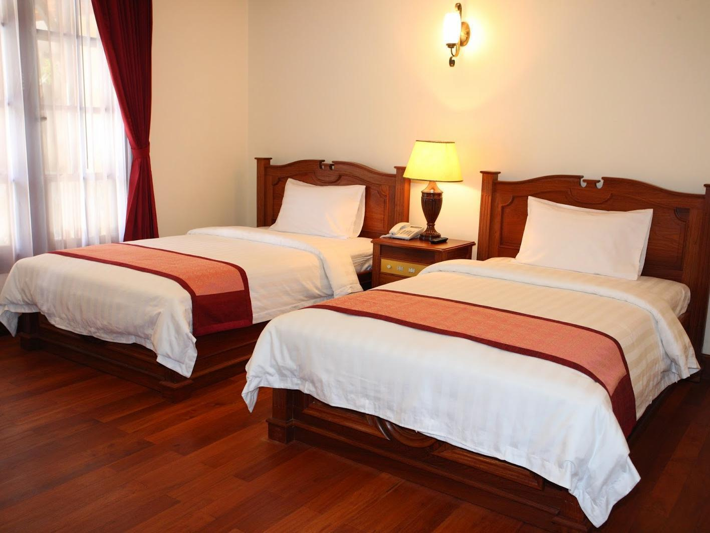 Divu guļamistabu Suite rezidence (Two- Bed Rooms Residence Suite)