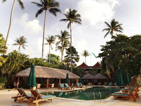 Schwimmbad Friendship Beach Resort & Atmanjai Wellness Centre