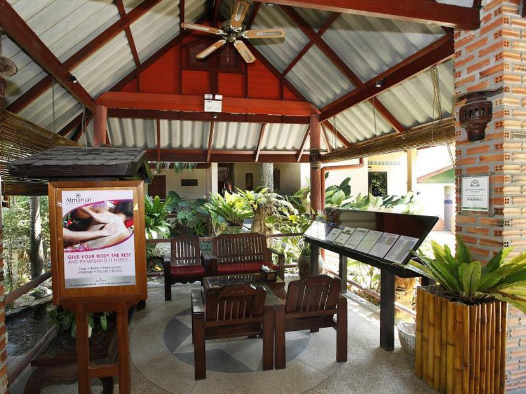 Lobby Friendship Beach Resort & Atmanjai Wellness Centre