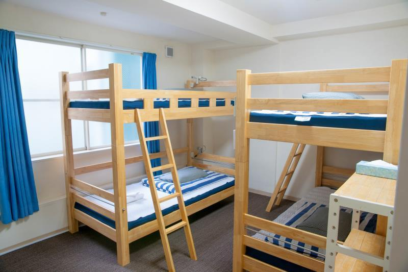 4 - Bed Dormitory ( Mixed)
