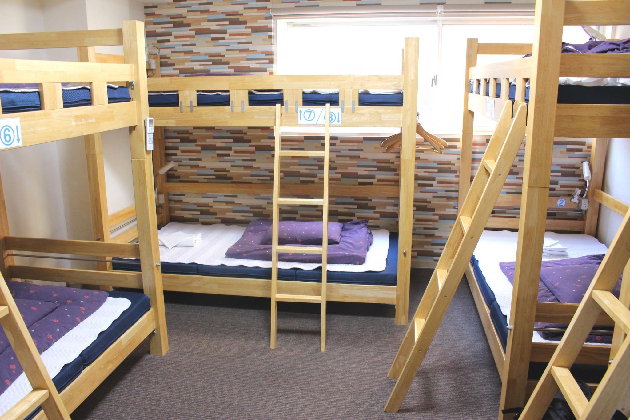 Dormitory 8-Bed For Mixed