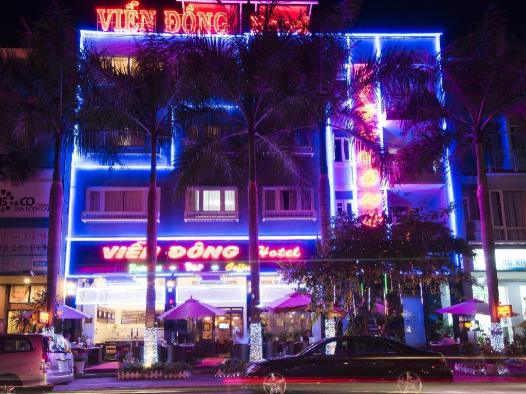 Vien Dong Hotel - Phu My Hung in Ho Chi Minh City - Room