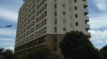 Kuah Town Service Suite Apartment Century Suria