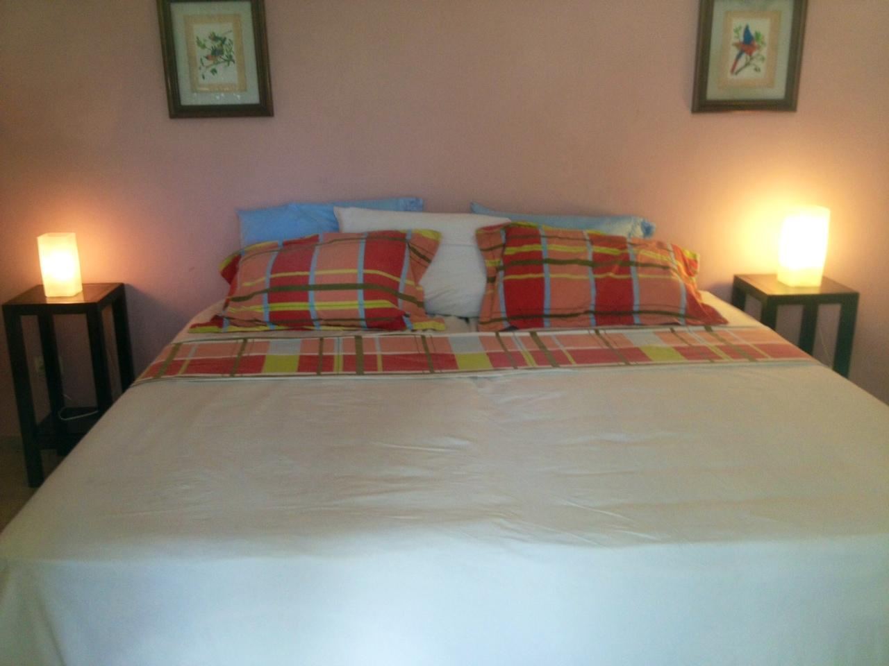Daisy Bungalows - Double bed